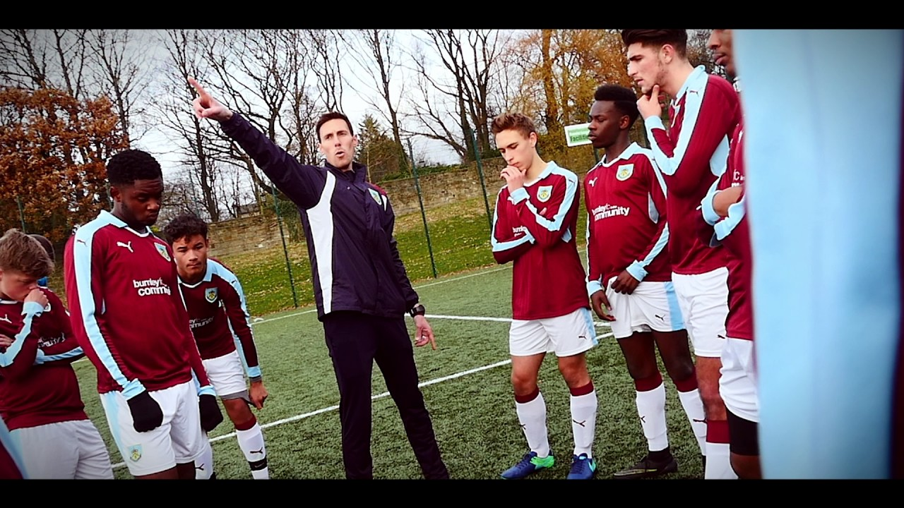 Burnley FC Shadow Youth Team - SIGN UP TODAY! - YouTube