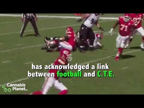 NFL Athletes Brains have CTE