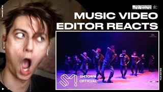 Video Editor Reacts to EXO 엑소 'Monster' MV (MY FIRST…