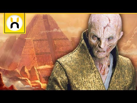 How Supreme Leader Snoke Took Power Officially Explained