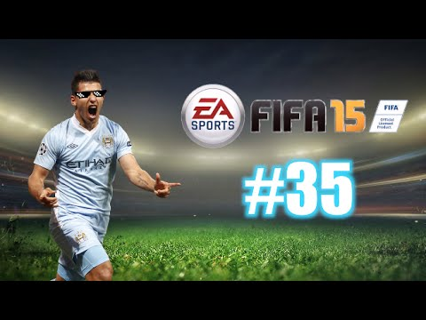 FIFA 15 - R2D1 #35   AGUEROOOOO