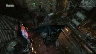Batman: Arkham City - Walkthrough - Chapter 24 - The Only Way In