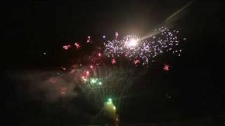 Epic Fireworks - Galactic Annihilation 100 shot Cake