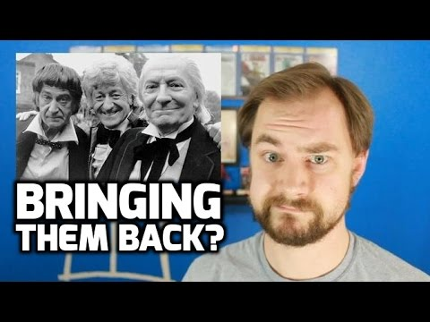 Bringing Back Dead 'Doctor Who' Actors with CGI?