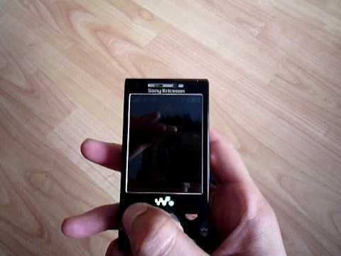 Sony Ericsson W995 Vs C905