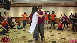 Brenda Carvalho e Anderson Mendes - Samba de gafieira - Dança Terê