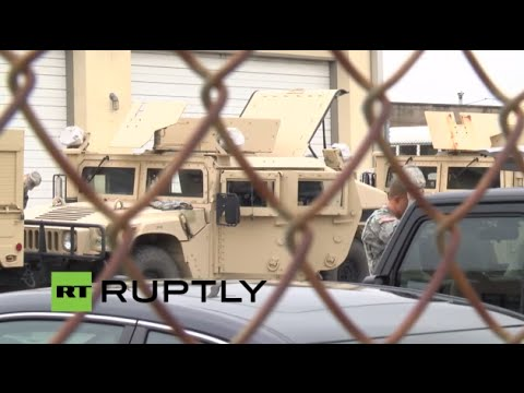 LIVE: Watch national guard deployed to St. Louis