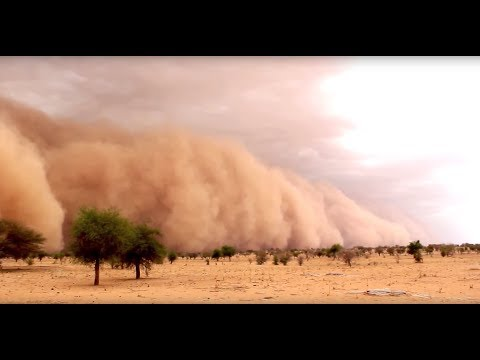 Protecting People from Sand and Dust Storms - Chinese/中文