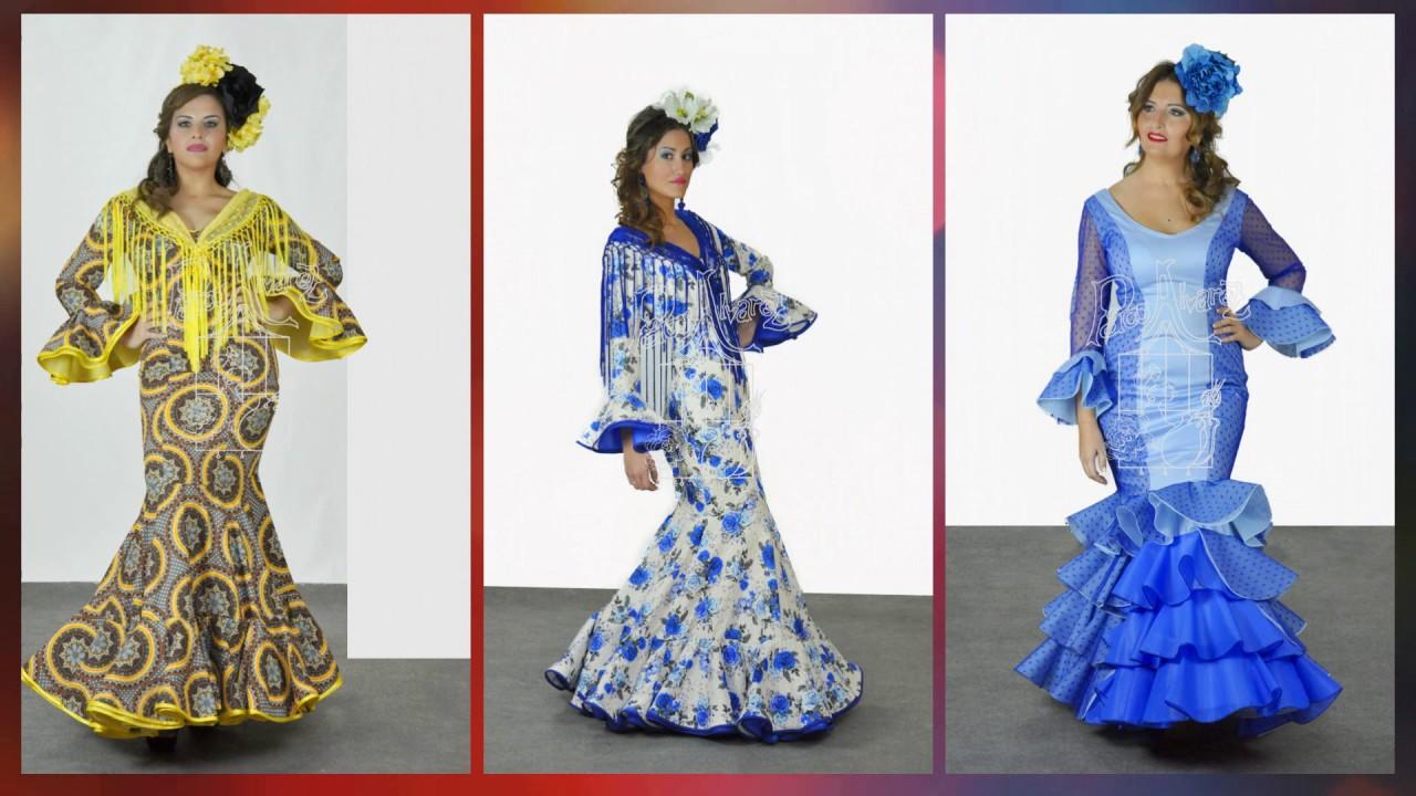 fd4eb240f Paco Alvarez 45 Años creando moda flamenca