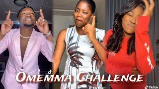 omemma Slomo Walk Challenge Compilation    Judikay - Omemma