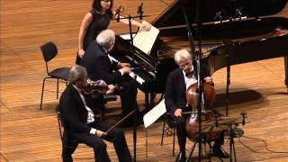 Bedrich Smetana -- Trio G minor op. 15, 3rd movement: Finale. Presto