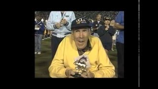 UCLA Bruin Marching Band History Video - 1920 to 2014