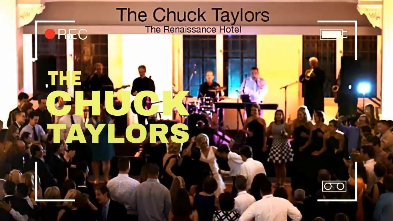 Best Choice for WEDDING BAND Cincinnati Columbus   The Chuck Taylors   Affordable