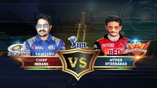 IPL 2020 SRH VS MI Live Hyper King Telugu Gamer live stream #telugugaming #unqgamer #1