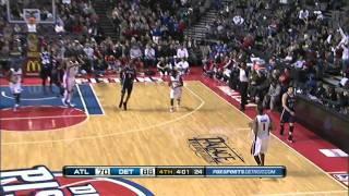 Tracy McGrady Highlights Vs Atlanta Hawks (Big 4th quarter) 12-14-10 HD 720p