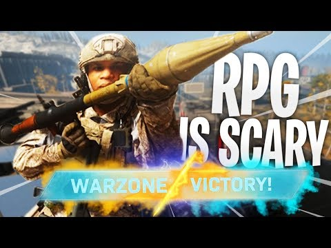 The RPG Is SCARY In Warzone! - Modern Warfare: Warzone Gameplay