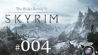 The Elder Scrolls V: Skyrim #004 - Ветреный пик