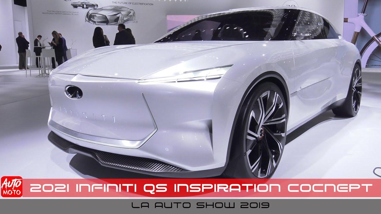 2021 infiniti qs inspiration concept  exterior  la auto