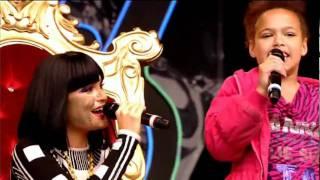 Jessie J - Price Tag (Live Glastonbury 2011).FLV