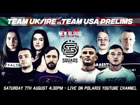 Polaris Squads 3 Preliminary Matches