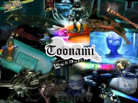Jungle Bass - Toonami 2007 Intro Music