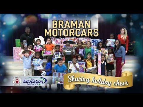 Braman Motorcars Toy Giveaway at Northmore