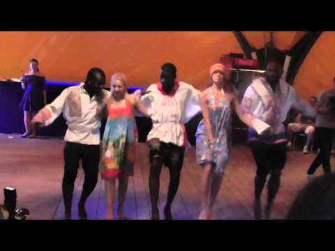 KizzAfro 2015. Afro-Russian party 1.