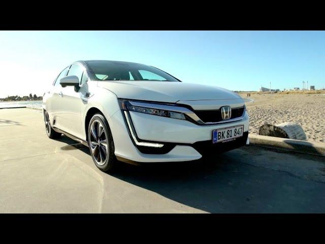 Prueba Honda Clarity Fuel Cell: 650 km de autonomía verde en 5 minutos - Centímetros Cúbicos