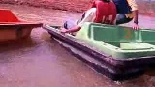 boating at kambalakonda
