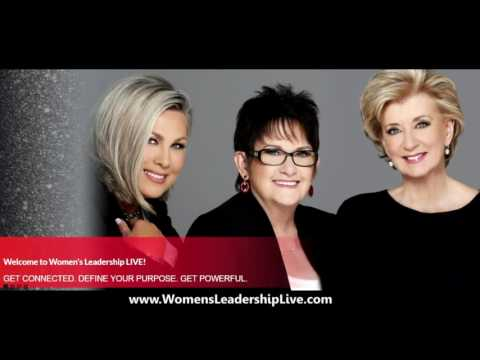 Founders of Women's Leadership LIVE™ on Dallas/Fort Worth radio