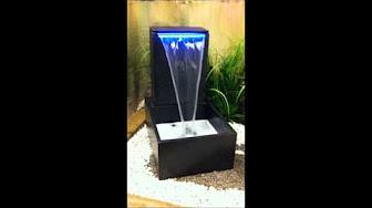 Fontaines de Jardin AcquaArte Ubbink - YouTube