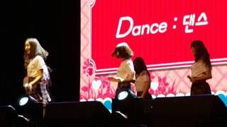 Baixar Gfriend Rough 2x Fast Dance (L.O.L Singapore Showcase 2016)