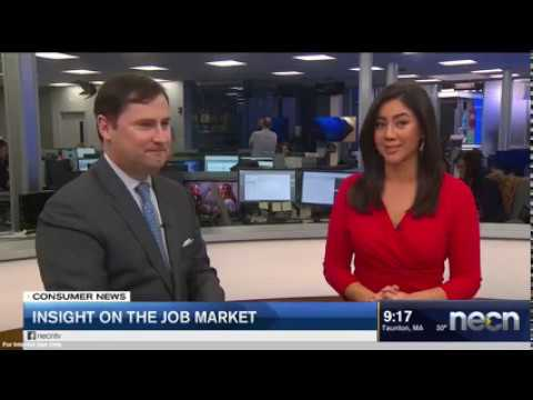 Matt Roddy Appears on NECN to Discuss the Latest Jobs Report