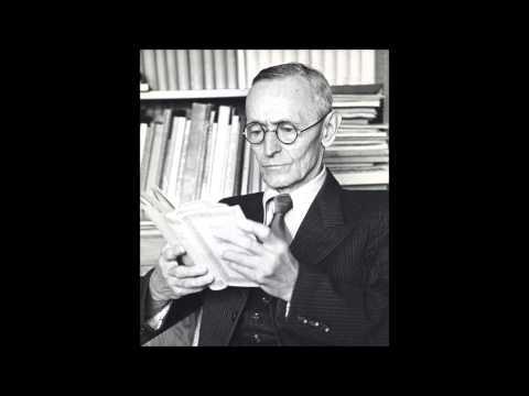 Hermann Hesse Liest -Über Das Glück-