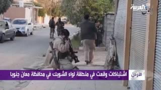 السلطات الأمنية تكثف من إجراءاتها في شوارع عمان