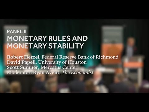 Monetary Rules for a Post-Crisis World: Panel II