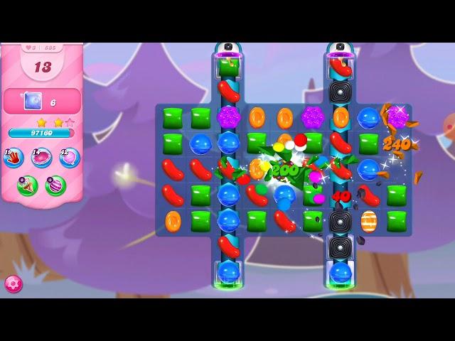 Candy Crush Saga niveau 535