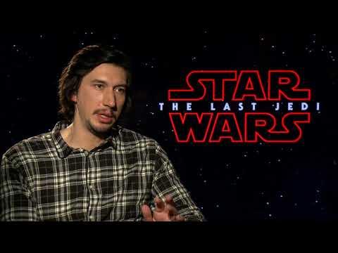Star Wars: The Last Jedi  Adam Driver Junket   Social.XYZ