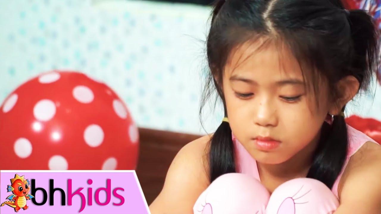 Con Ghẻ - Bé Thanh Hằng | Nhạc Thiếu Nhi [MV 2017]