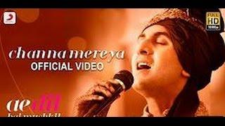 Channa Mereya(Female) - Ae Dil Hai Mushkil | Karan Johar | Ranbir | Anushka | Pritam | Arijit Singh