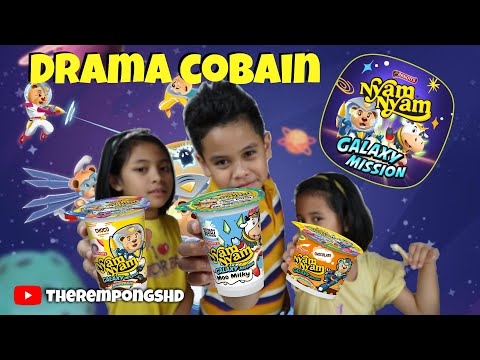 Drama Review Nyam Nyam GALAXY MISSION  TheRempongs