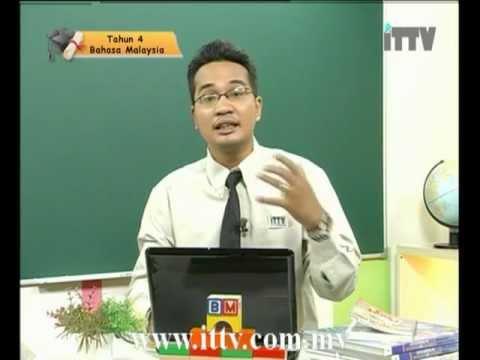 iTTV UPSR Year 4 Bahasa Malaysia #1 Tatabahasa (Kata Nama Am dan Kata Nama Khas) -tuition