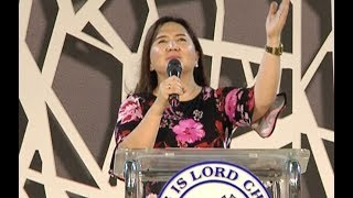 Maintaining Spiritual Focus | Ptr. Diwani Oliva