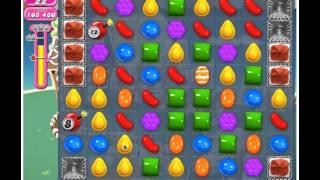 Candy Crush Saga Level 144 - 3 Stars No Boosters