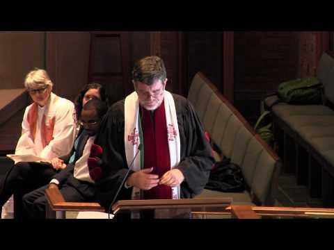 President David McAllister-Wilson's Sermon | Weekly Chapel Service