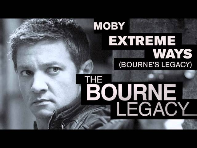 Bourne legacy theme music extreme ways by moby - Free Music Download