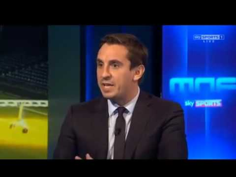 Gary Neville: 2 missed out in Sir Alex Ferguson's 4 world class Man United player list