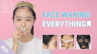 How To Remove Facial Hair Without Irritation | Skin Care Tips for Wishtrender | Teen Beauty Bible