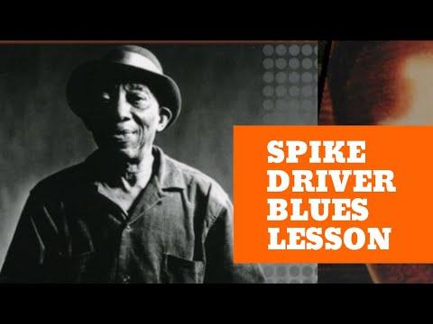 Learn Blues Guitar - Mississippi John Hurt - Blues Guitar Lessons