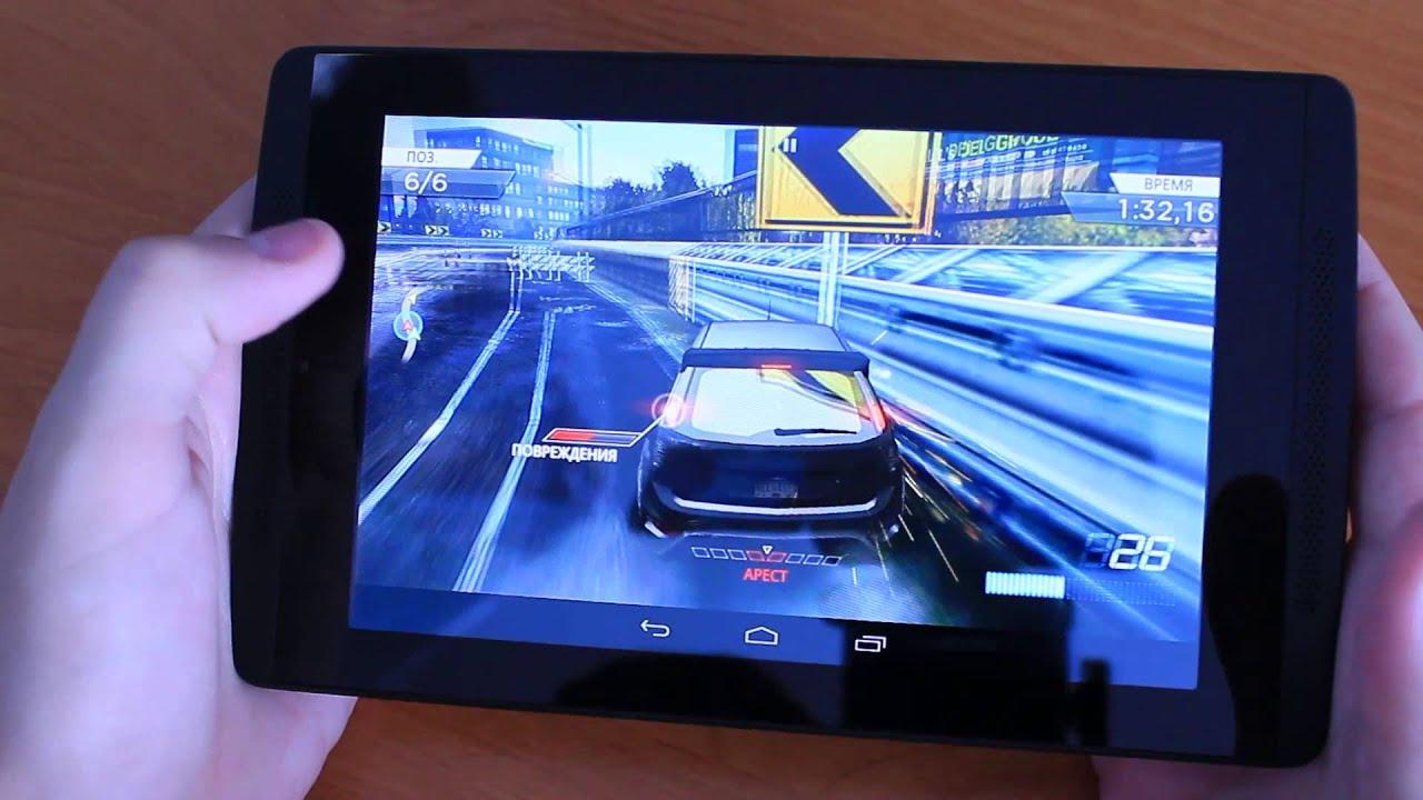 Обзор планшета. Etuline CITY T752G. - YouTube